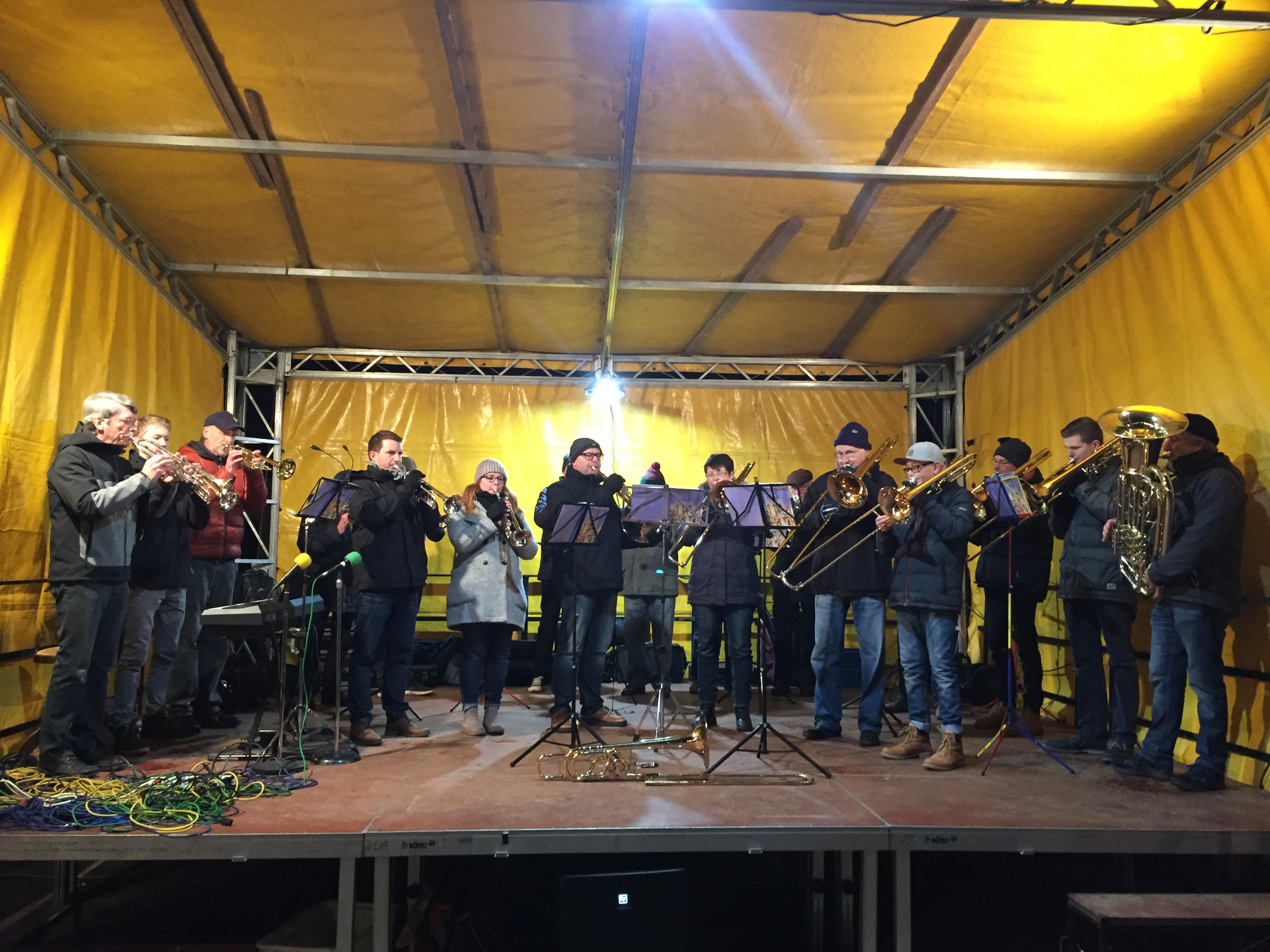 Weihnachtsmarkt Eilshausen 2017