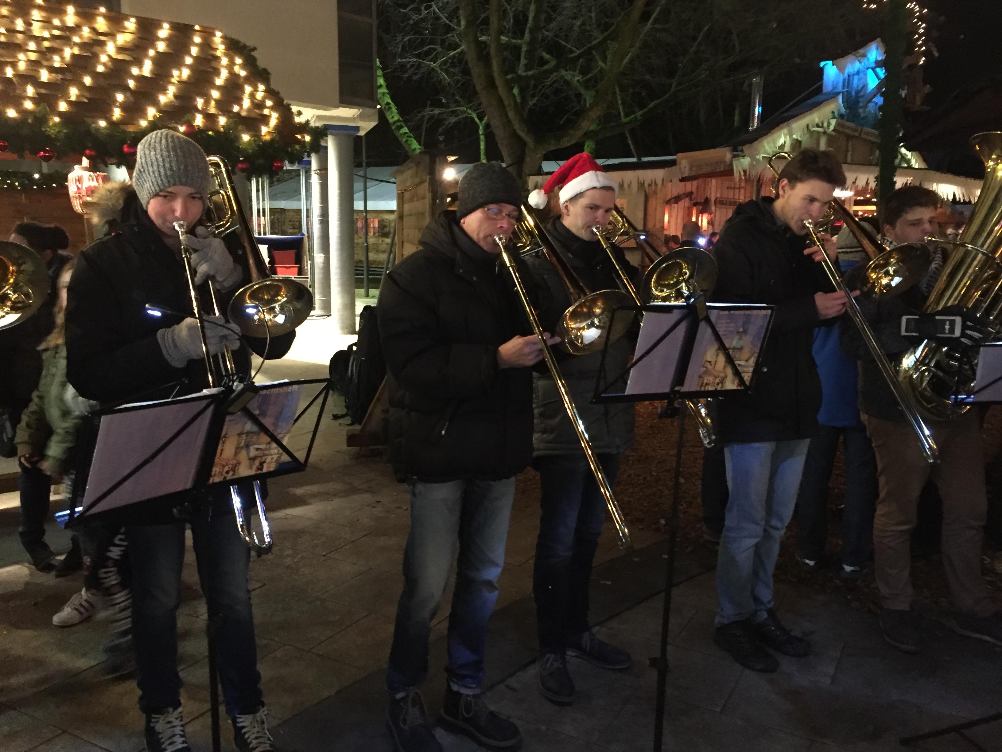 Weihnachtsmarkt Herford 2017